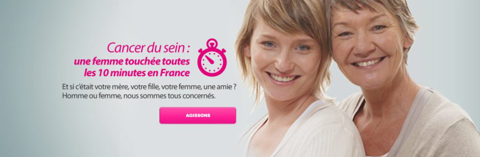 Bracelets lutte contre le cancer Ligue contre le cancer